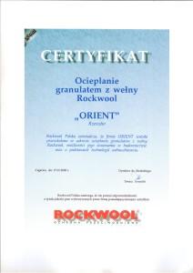 Autoryzacja ROCKWOOL